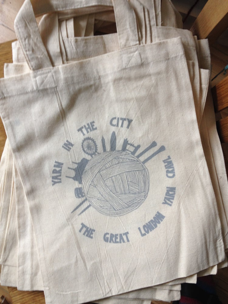 Image of GLYC project bags