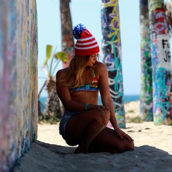 Image of America Beanie