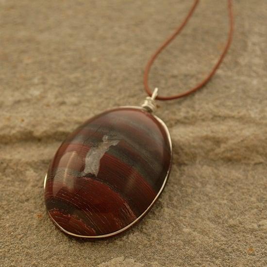 Image of Red Jasper (RJ-005)