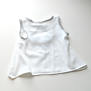 Image of Magnolia Tie-Back Swing Top