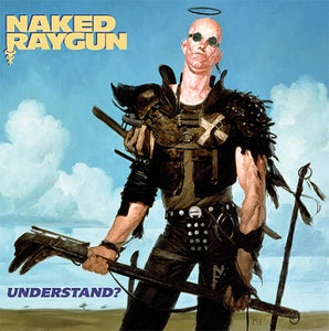 Image of NAKED RAYGUN Understand? LP