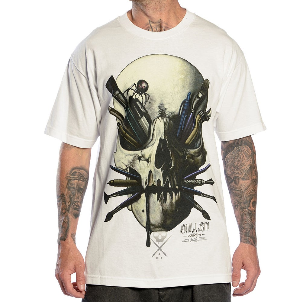 Image of SULLEN ART COLLECTIVE CHASE TEE