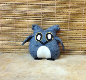Image of Huggable Oona Owl