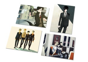Image of Postcard Set (set of 4)