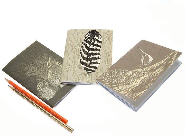 Image of Bittern Notebook Set