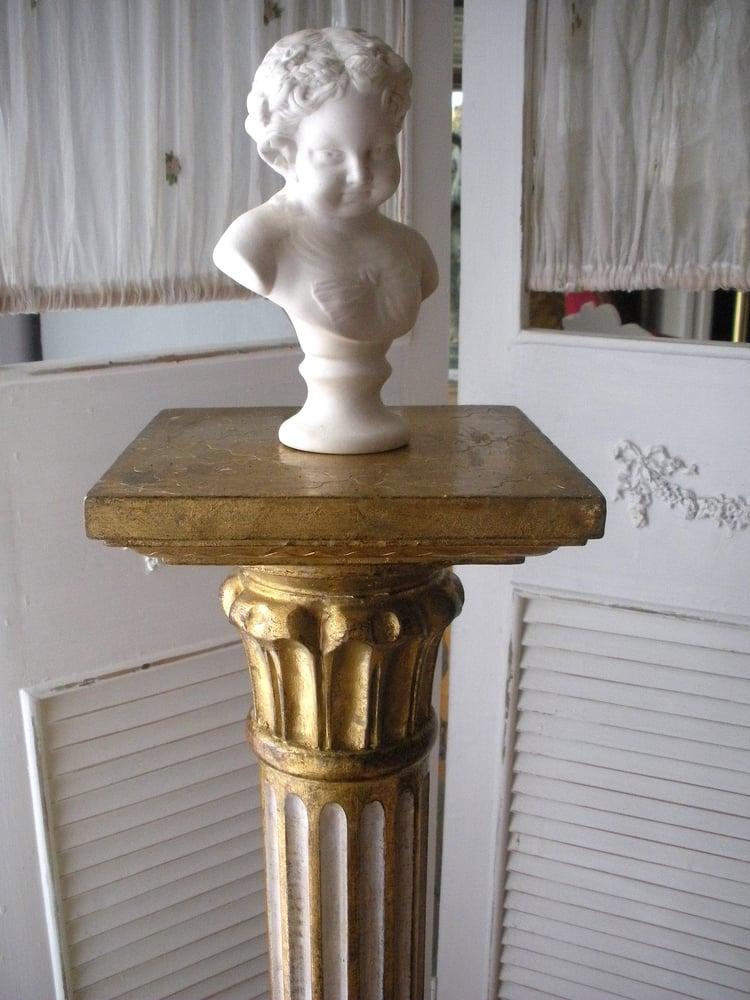 Image of Florentine Pedestal