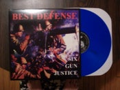 Image of BEST DEFENSE Six Gun Justice LP 1987-1990