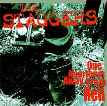 Image of THE STAGGERS One Heartbeat Away From Hell CD