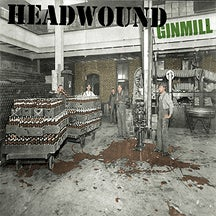 Image of HEADWOUND Ginmill CD