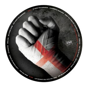 Image of CONDEMNED 84 In From The Darkness LP picture disc