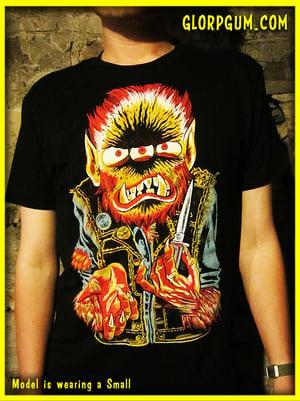 GLORP Monster Mugger T-Shirt!