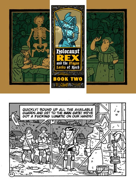 Image of Holocaust Rex Book Two: The Plague Lords of Koch