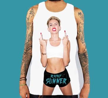 Image of Rebel Miley Tank