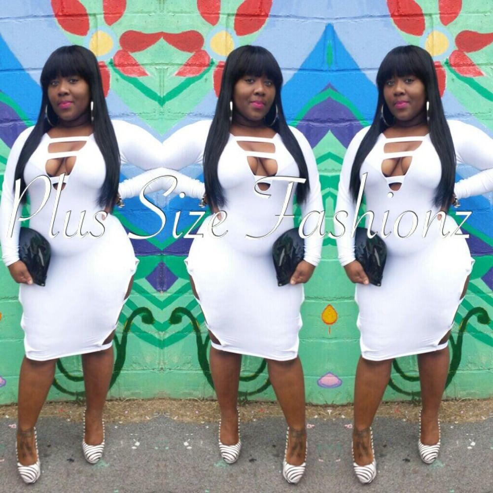 Image of White Next Level Dress