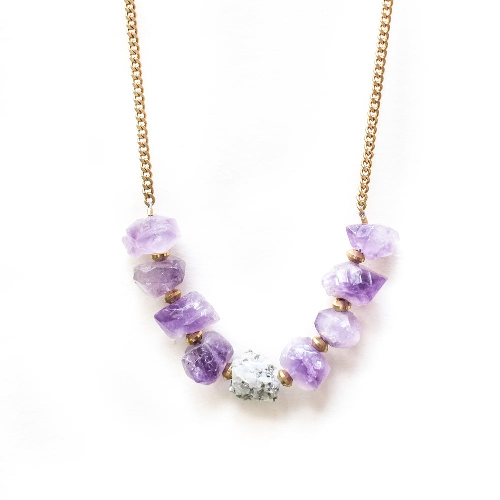 Image of   Amor Mio Necklace