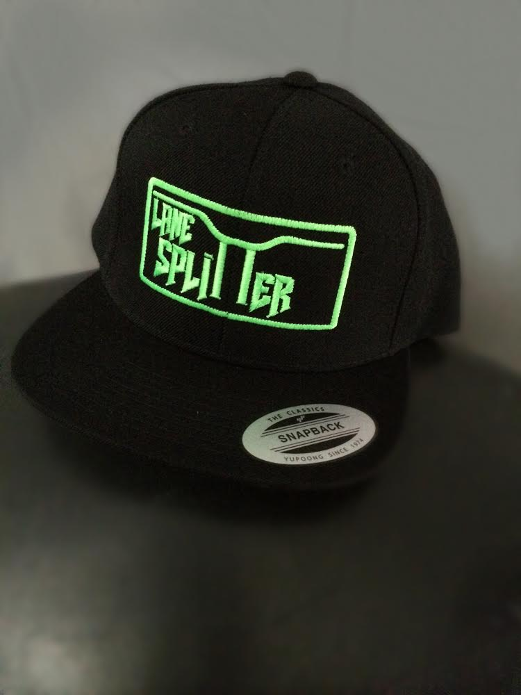 Image of Lane Splitter Logo Hat