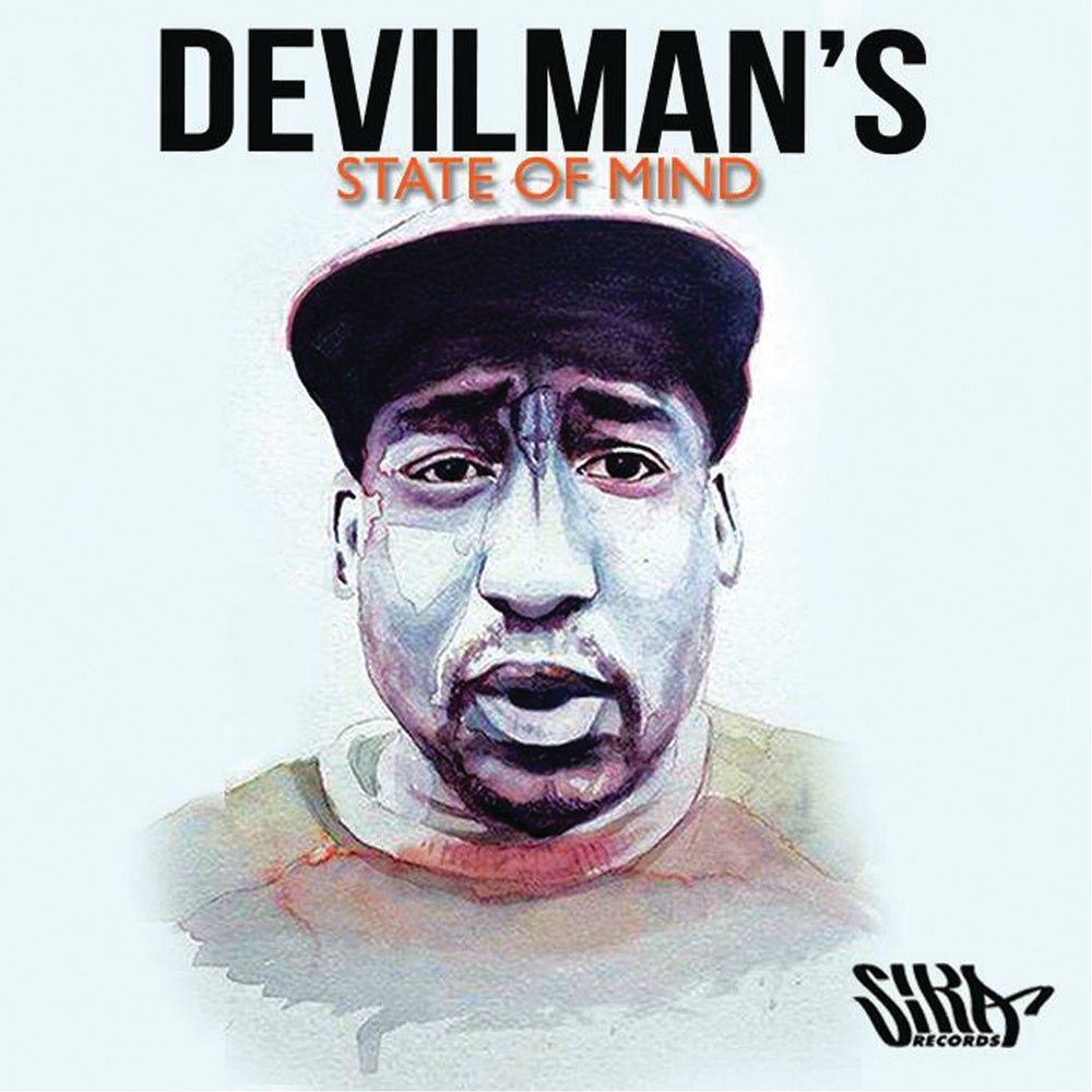 SIKA RECORDS PRESENTS... DEVILMAN'S STATE OF MIND (Signed copies: 100 only printed)