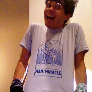 Image of MAN/MIRACLE SHIRT:::AMERICAN APPAREL