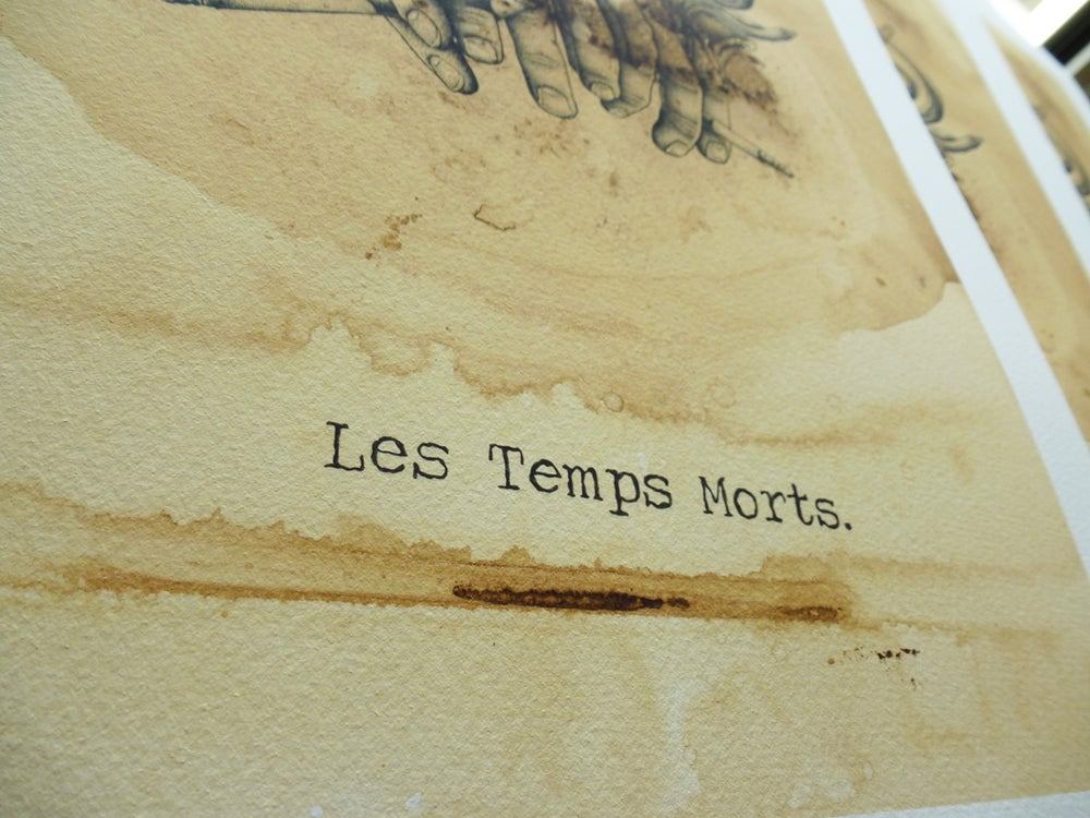 Image of Les Temps Morts