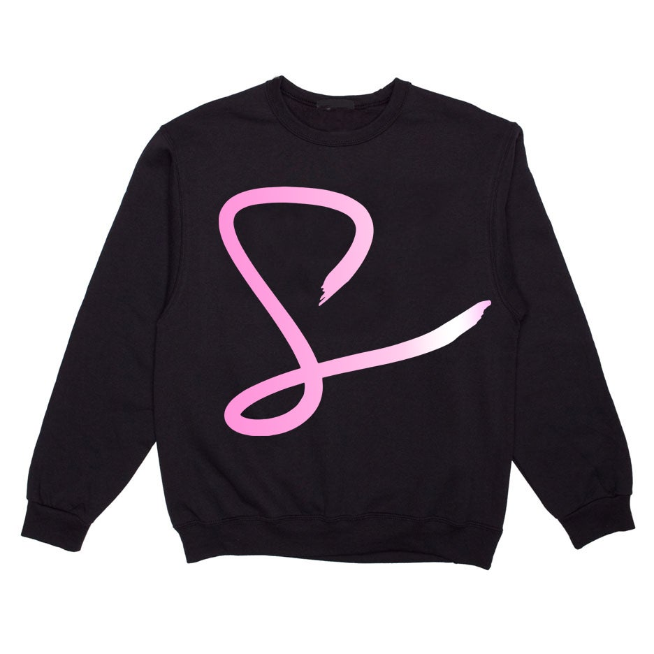 Image of #SPREZZFORCANCER Pink Logo Shirt