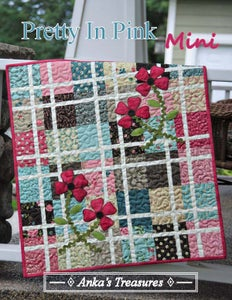 Image of Mini Pretty in Pink - ANK 315 (Paper Pattern)