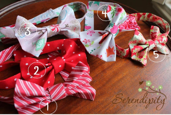 Image of Bow Ties!