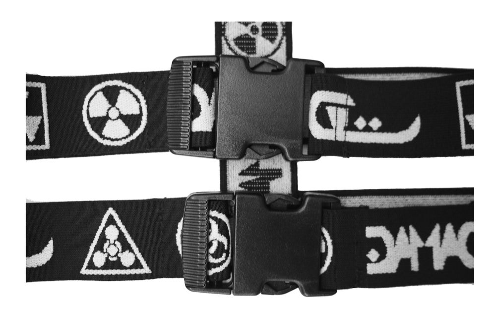 Image of DVMVGE Tactikal Logo Harness (pre-order)