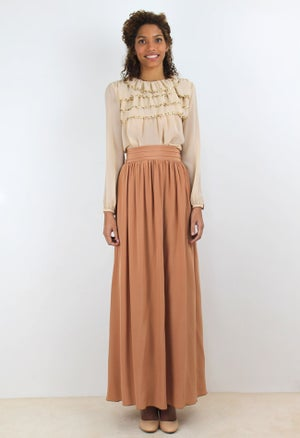 Image of MAXI SKIRT