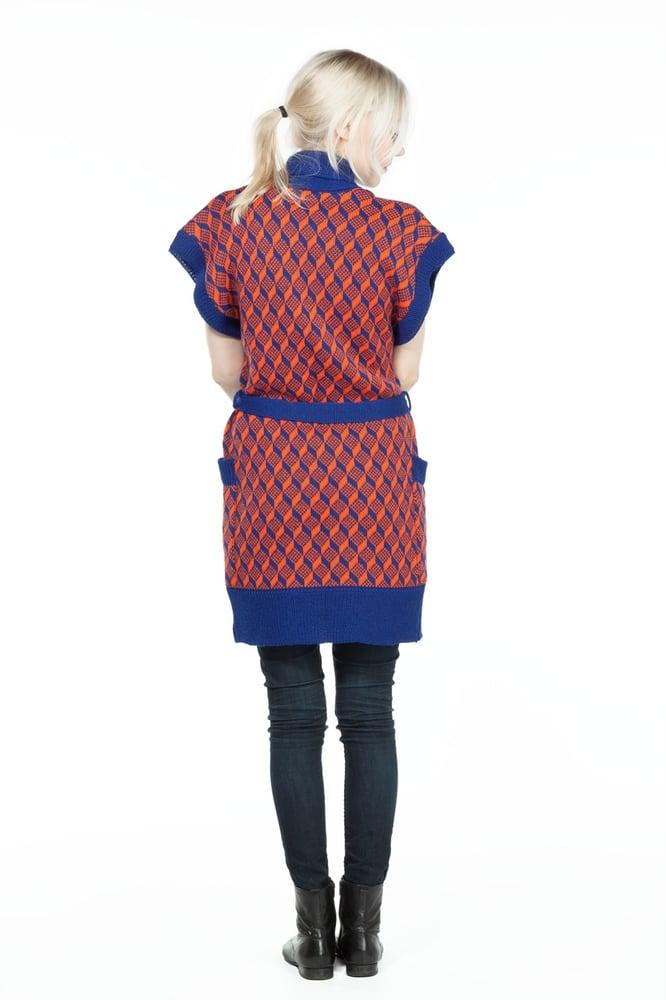 Image of KIMONO blue-carrot