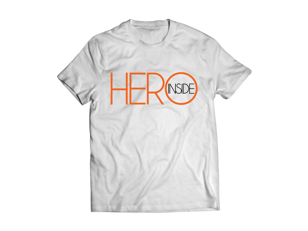 Image of Hero Inside T-Shirt