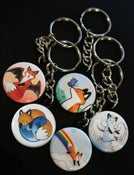 Image of Single Keychains (Series 2)
