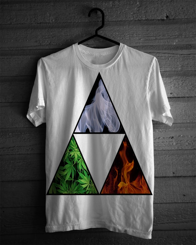 Image of Smokers Triforce