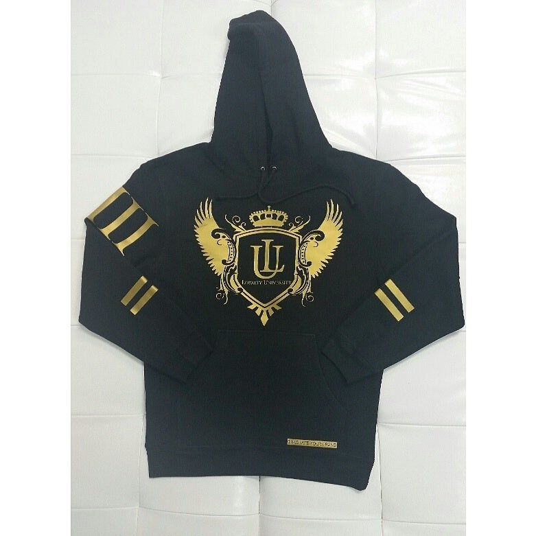 Image of New 24k Gold Royal Hoodie