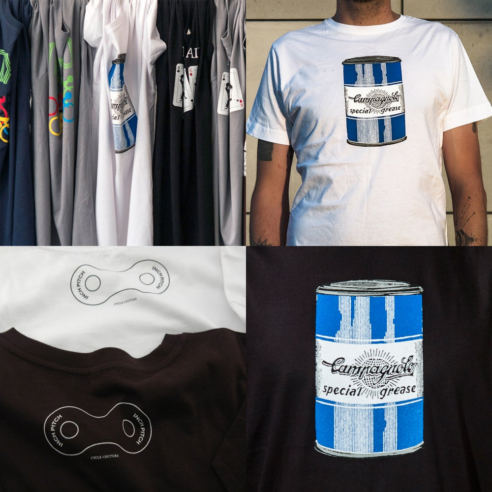 Image of Campagnolo T-Shirt - End of summer sale 20% off! Discount code:Sale20
