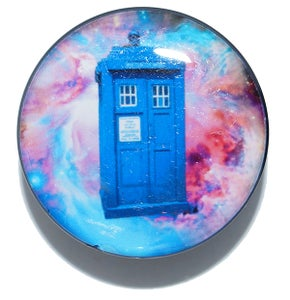 Image of Dr Who - Tardis Flesh Plugs