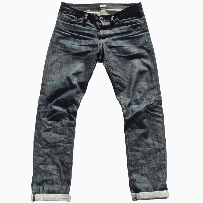 Image of M.S.S. Standard 101 Raw Selvedge Jeans