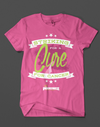 Pinkingz Bowling T-Shirt: Striking for a cure for CANCER