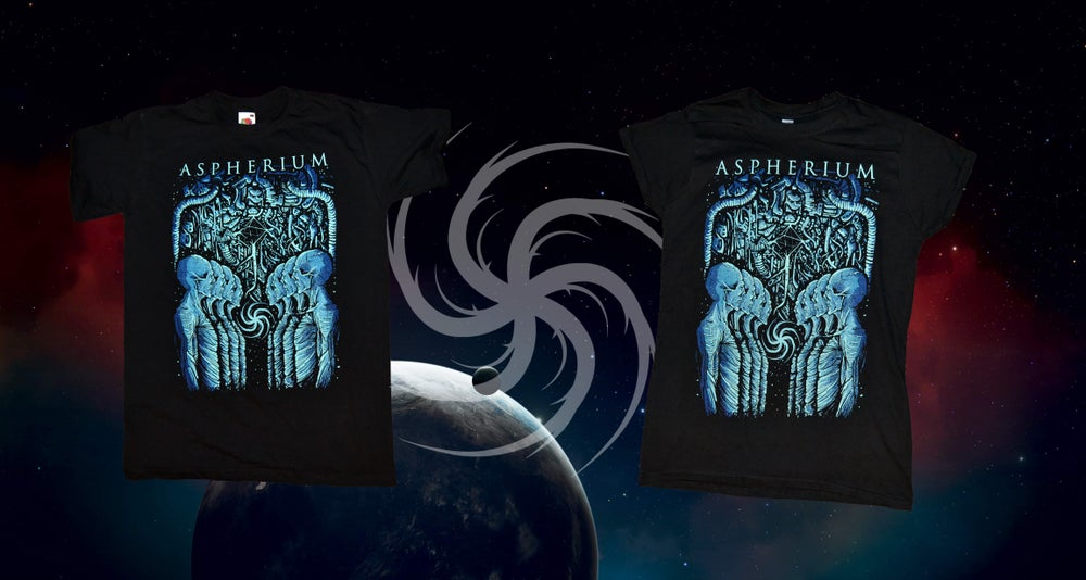 Image of Aspherium Ladyfit T-Shirt