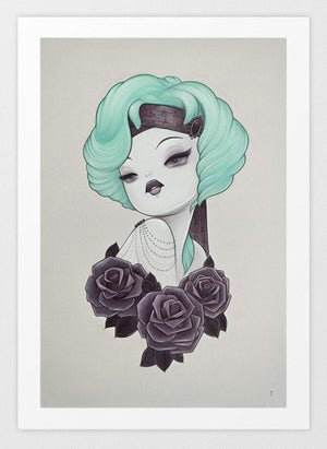 Image of Toots : Limited Edition Art Print