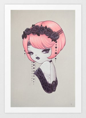 Image of  'Sweety' Limited Edition Art Print