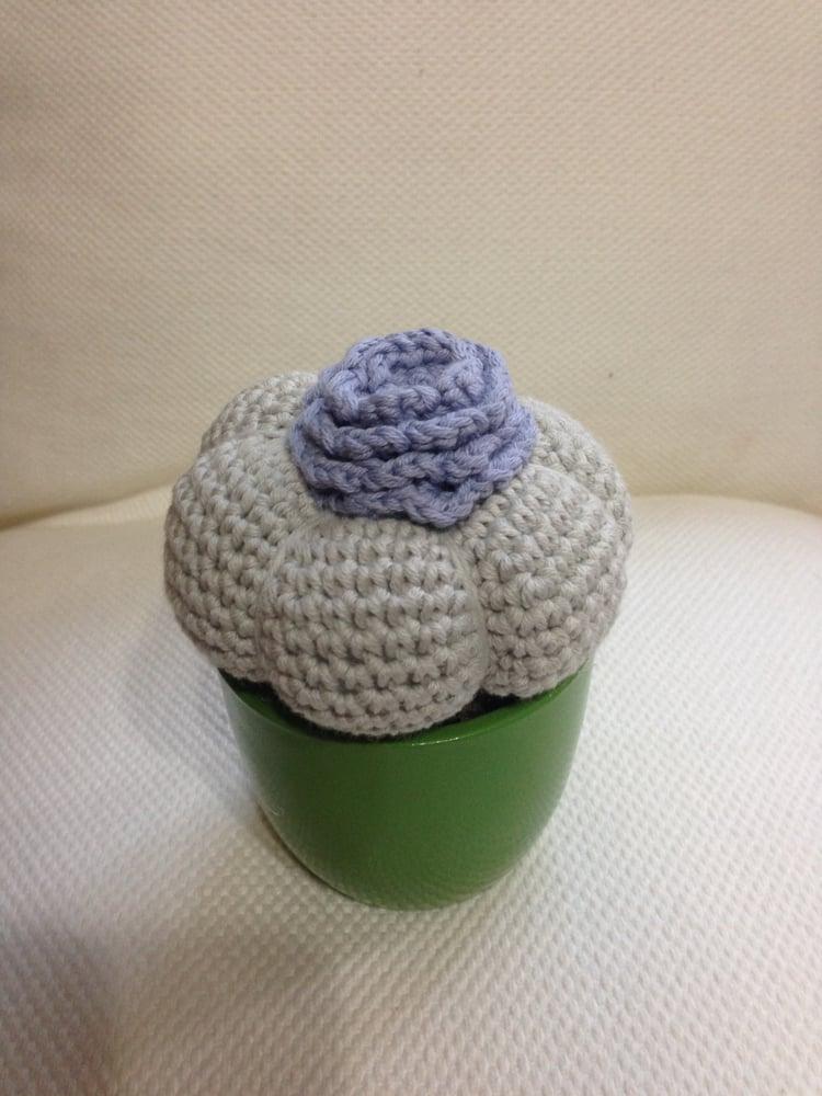 Image of Cactus Amigurumi Beige