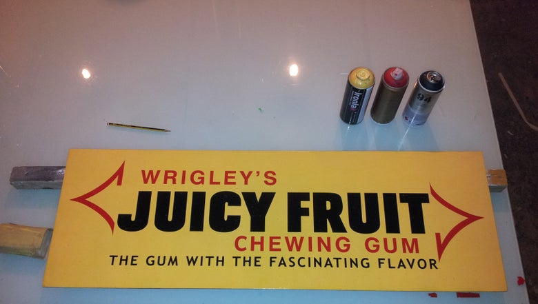 Image of Juicy Fruit