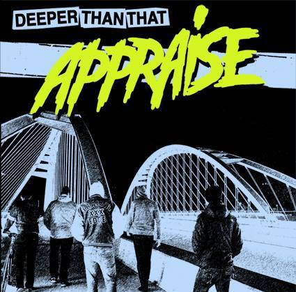 "Image of APPRAISE ""DEEPER THAN THAT"" LP"