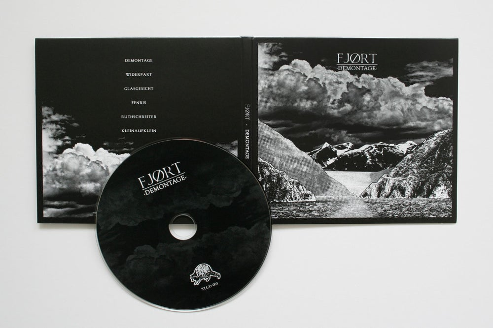 Image of DEMONTAGE - CD Digipack
