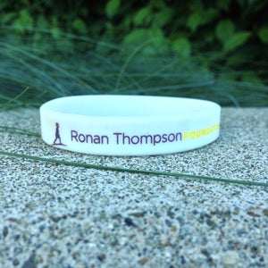 Image of Ronan Thompson Foundation with Logo - Pack of 2