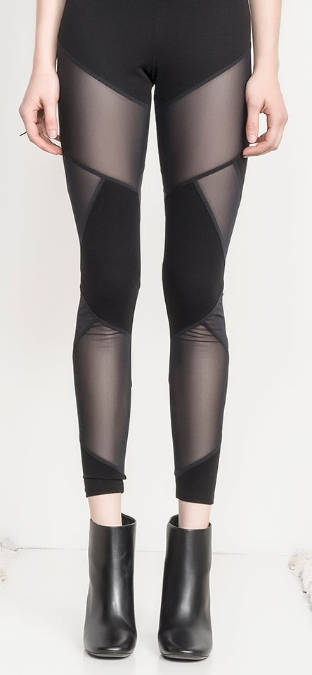 Image of Labyrinth Mesh Legging