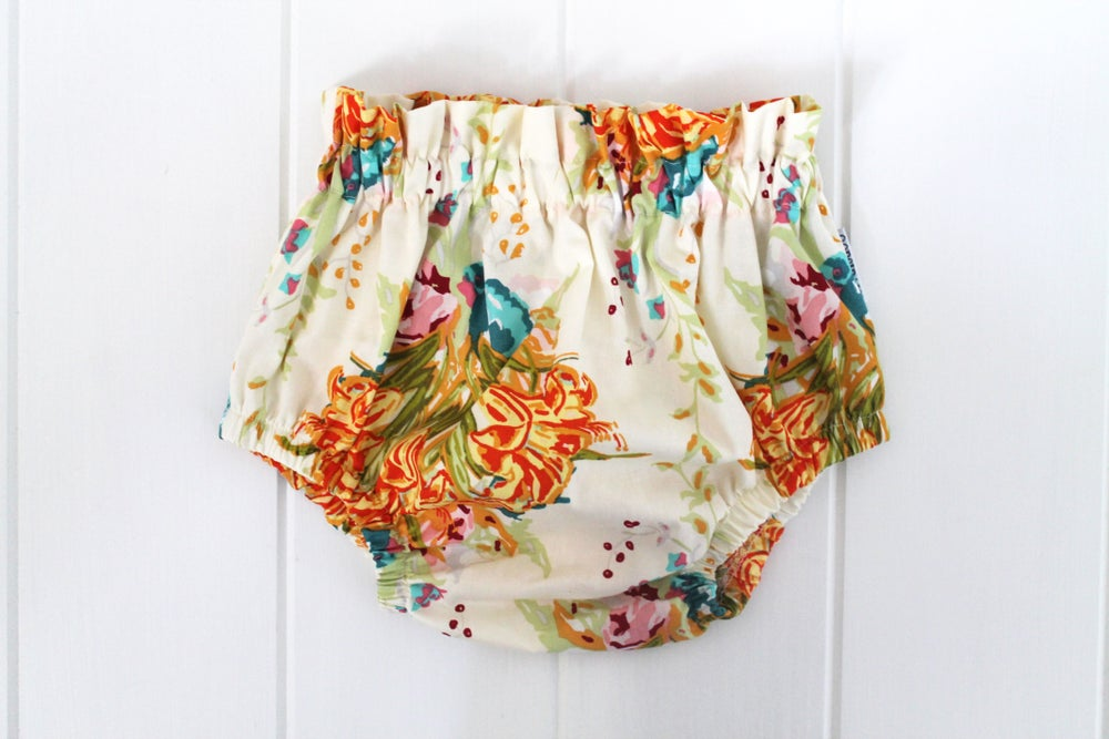 Image of Boho Floral Bloomers