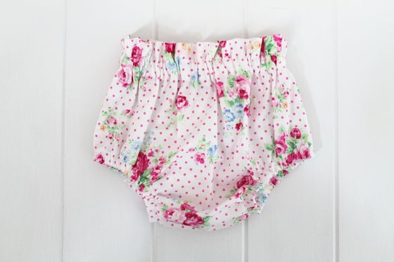 Image of Dotty Rose Bloomers