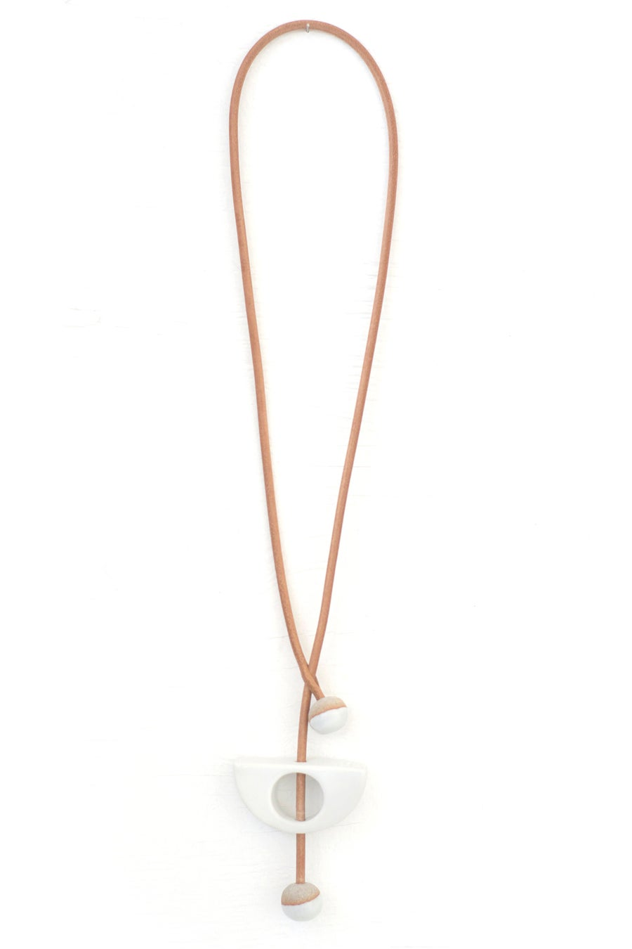 Image of overlap necklace