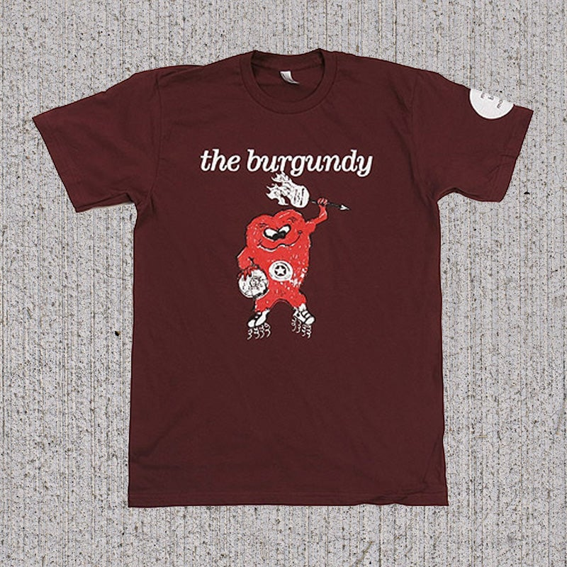 Image of The Burgundy TEE